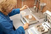 Сырье и лаборатория