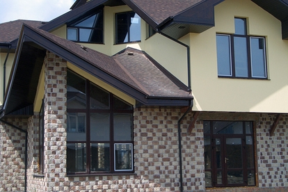 Остекление частных домов